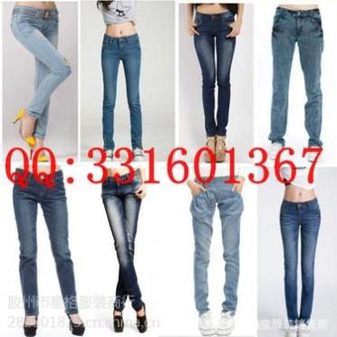 【图】库存牛仔裤批发市场,特价供应海量优质广州库存牛仔裤、尾货牛仔裤